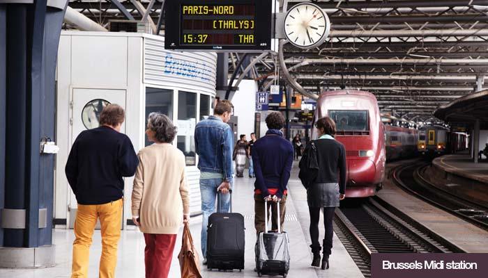 Brussels-Midi-station