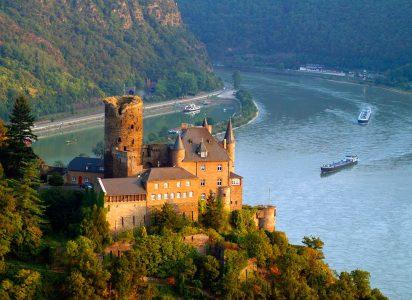 Rio Reno na Alemanha, vale a pena conhecer!