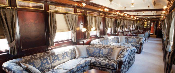 Trem Al Andalus de Sevilha a Sevilha