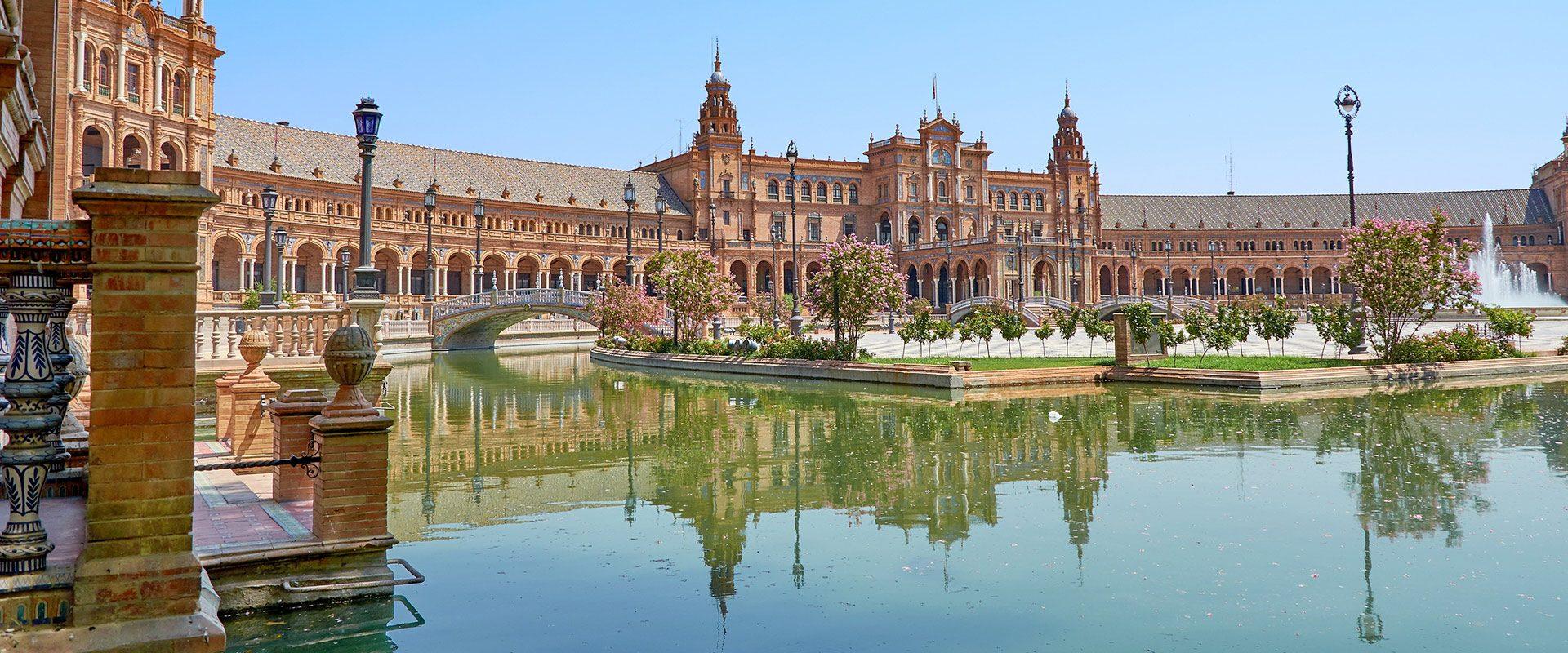 Madri, Andaluzia e Barcelona