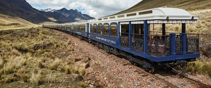 Andean Explorer Espírito das Águas
