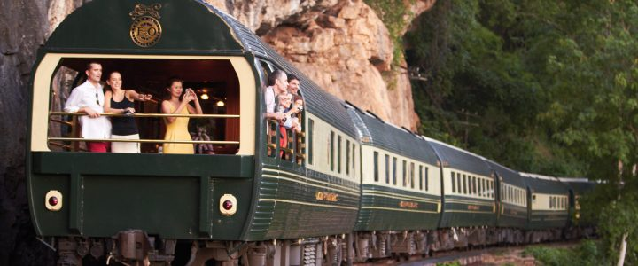 Eastern & Oriental Express de Bangkok a Cingapura
