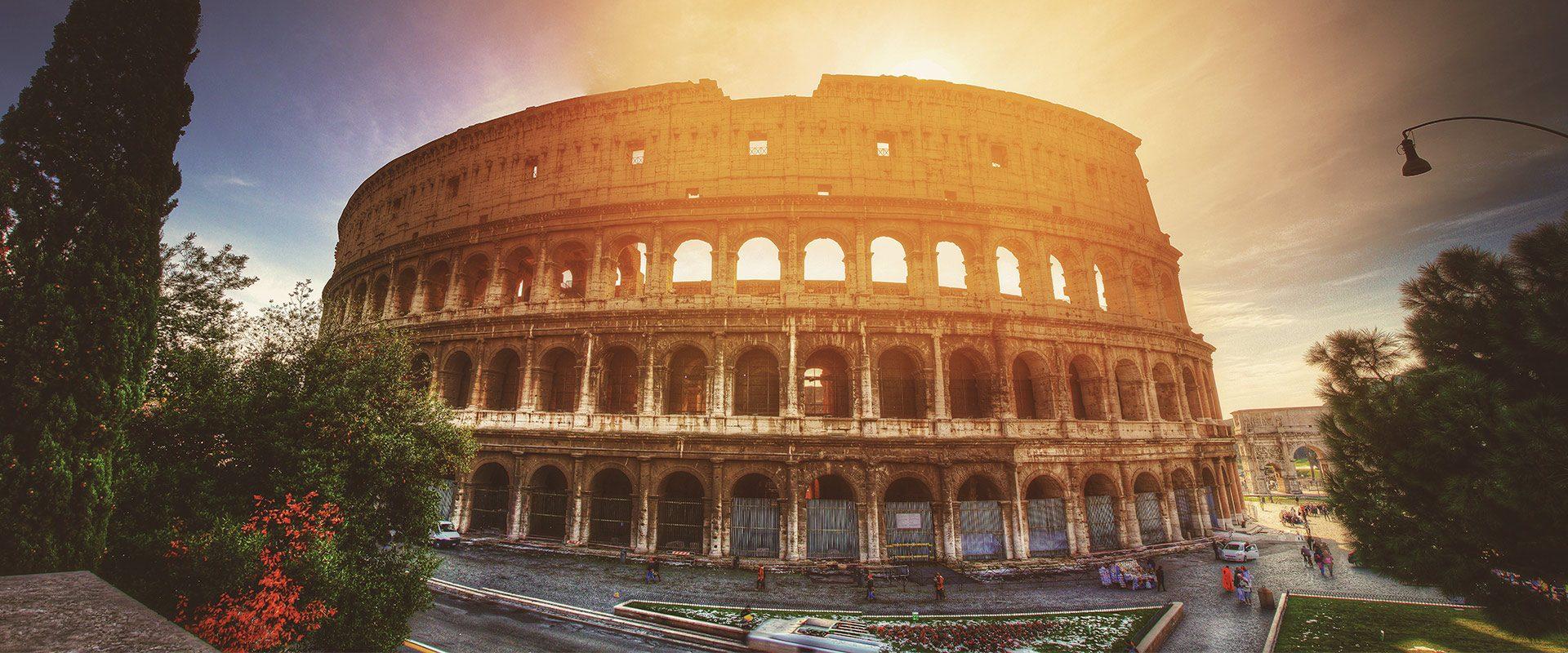 Roma com Costa Amalfitana e Sicília