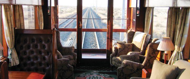 Rovos Rail de Pretória a Cidade do Cabo
