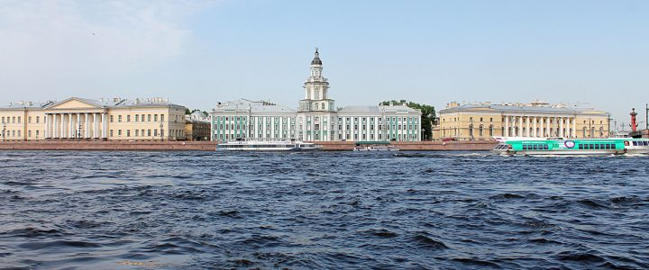 Duas Capitais da Rússia com início em São Petersburgo
