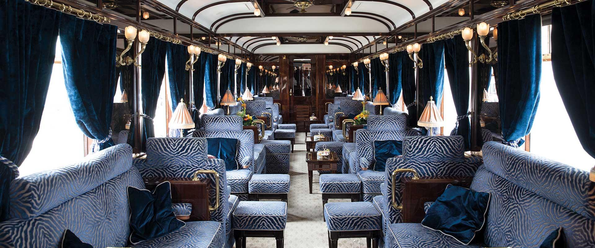 Venice Simplon-Orient-Express de Paris a Istambul