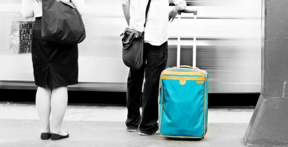 Bagagem de trem na Europa: tire suas dúvidas