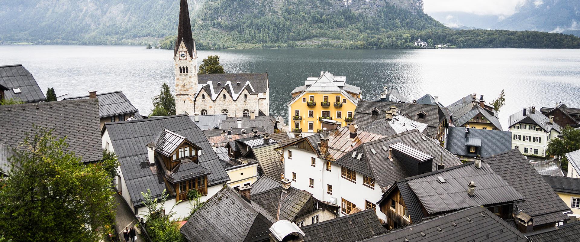 Pacotes de Viagem para Áustria