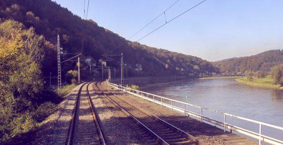 As 7 mais belas rotas de trem na Alemanha