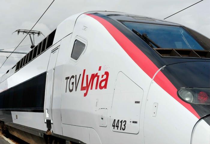 TGV Lyria – França e Suíça com conforto e rapidez!