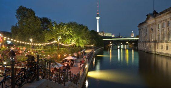 Berlim foi feita para dançar!