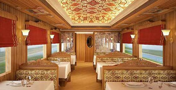 Maharajas Express – Trem de luxo na Índia