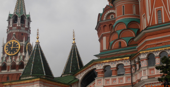 Nossa Viagem pelo Grande Expresso Transiberiano – Moscou