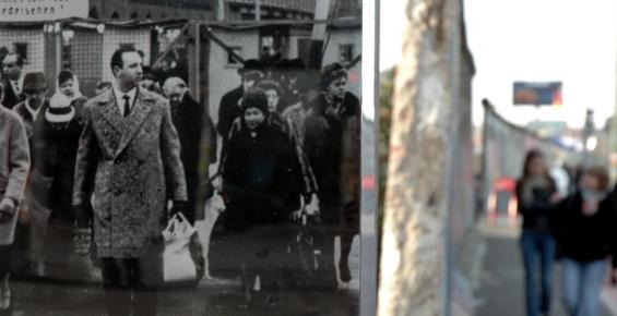 Muro de Berlim: 25 anos após a queda