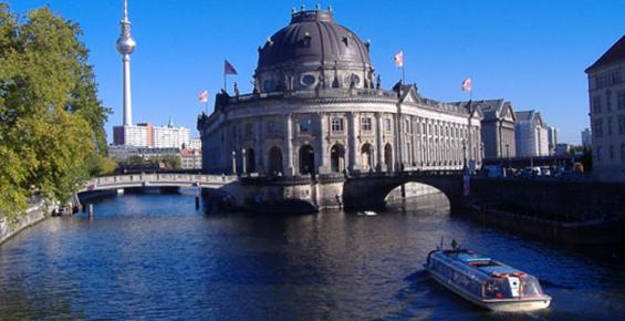 Os museus de Berlim