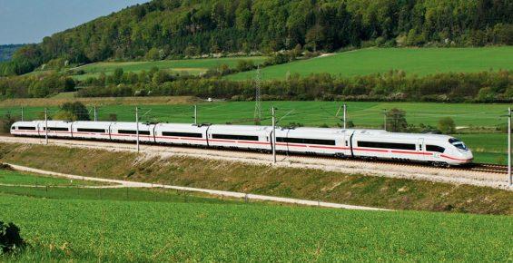 6 motivos para viajar de trem na Alemanha