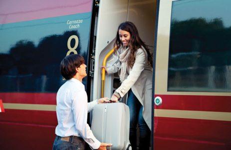 Passe ou Passagem de trem na Itália