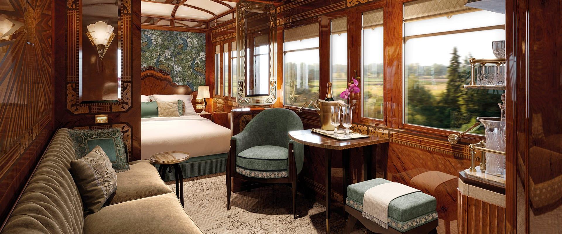 Venice Simplon-Orient-Express de Londres a Veneza