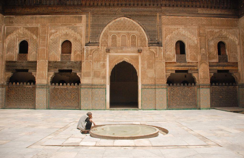 Bou Inania Medersa. Cidade Velha, Fez. Foto por Karina Cordeiro.