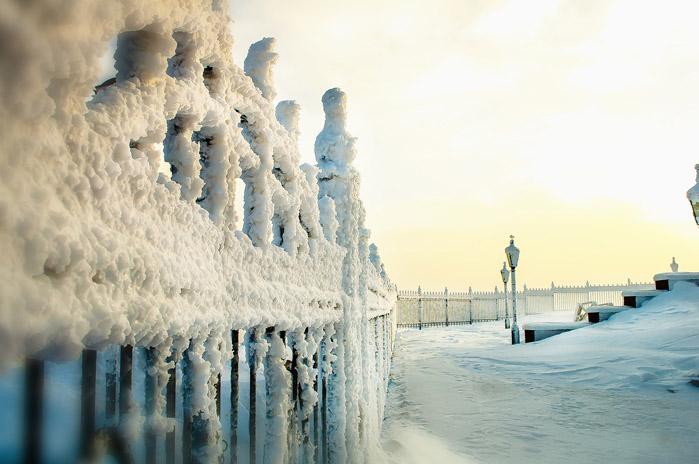 Rússia no Inverno