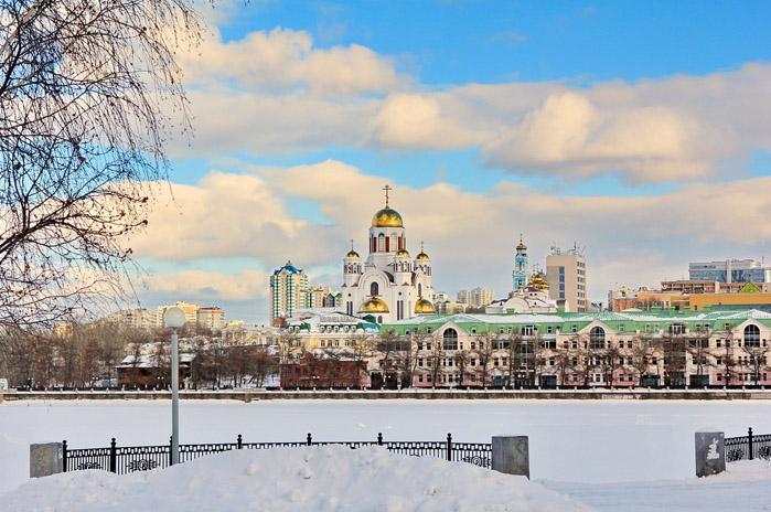 Rússia 2 continentes