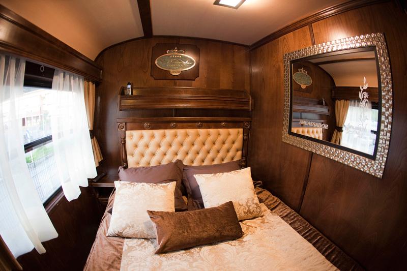 transcantabrico-cabine