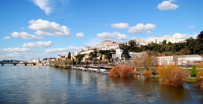 Pacotes para Coimbra