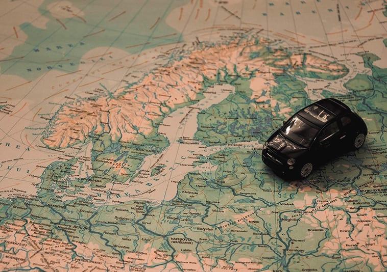 9 dicas para viajar para Europa sem contratempos - Evite o impulso de passar por muitos países