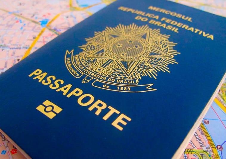 Passaporte-Brasileiro