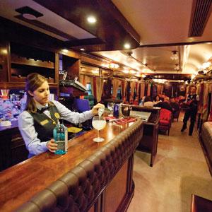 Trem Al Andalus – de Sevilha a Madri