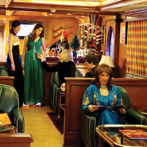 Pacote Maharajas' Express – Panorama da Índia