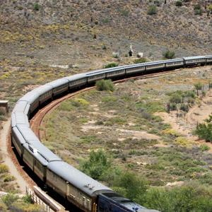 Pacote África do Sul a bordo do Trem Shongololo