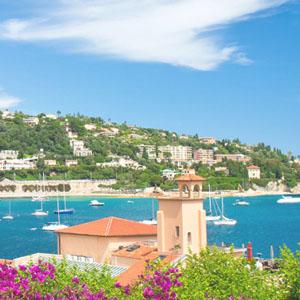 Pacote Encantadora Cote D' Azur