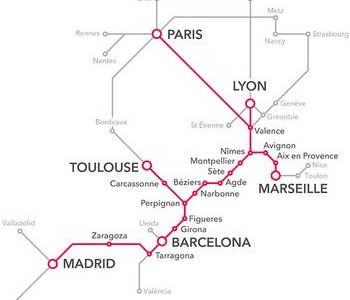mapa-franca-espanha-trem