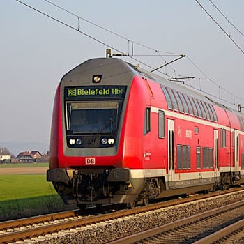 regional-express-train alemanha